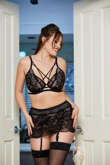bra and garter