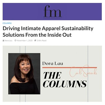 FM: How DLI is Driving Lingerie Sustainability