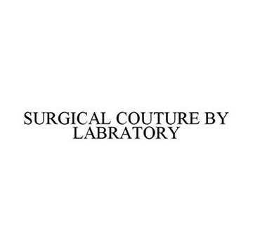 surgical couture by laboratory